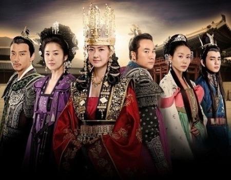 韩剧一周收视综述《善德女王》继续称霸(组图)