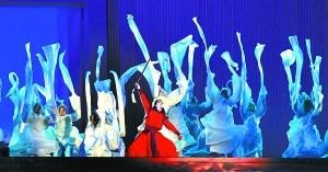 《图兰朵》轰动台湾岛张艺谋谢幕掀起高潮(图)