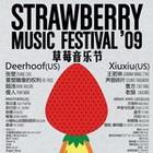 2009草莓音乐节时间:5月1日-5月3日地点:北京通州运河公园