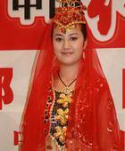 郑州-维吾尔族少女
