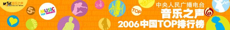 2006中国TOP排行榜