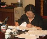 大众音乐协会秘书长王香珠