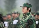 张铎:军训生活