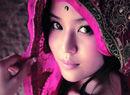温心印度写真造型曝光
