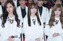 EXO少女时代同现身