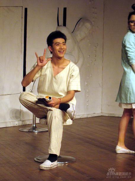 李成出演《我不是李白》要用真诚感动观众(图)