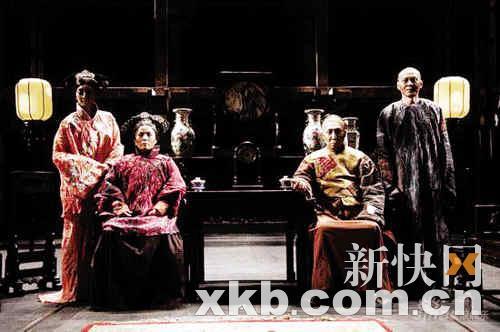 《天朝1900》公演在即备受世人关注(附图)
