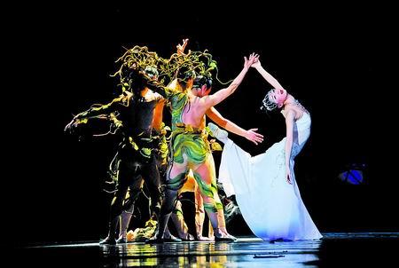 舞剧《云水洛神》获好评 故事情节设计有新意图片