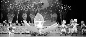 人偶童话剧周末与小朋友相约上海大剧院(附图)