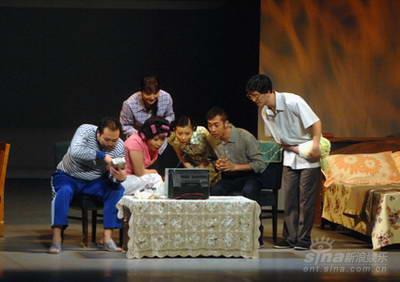 《陪我看电视》上海二次公演观众反响强烈(图)