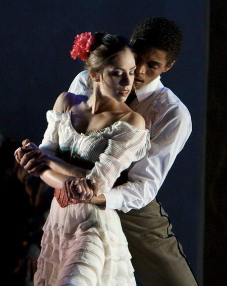 苏格兰芭蕾舞团首次访华京沪两地献代表作(图)
