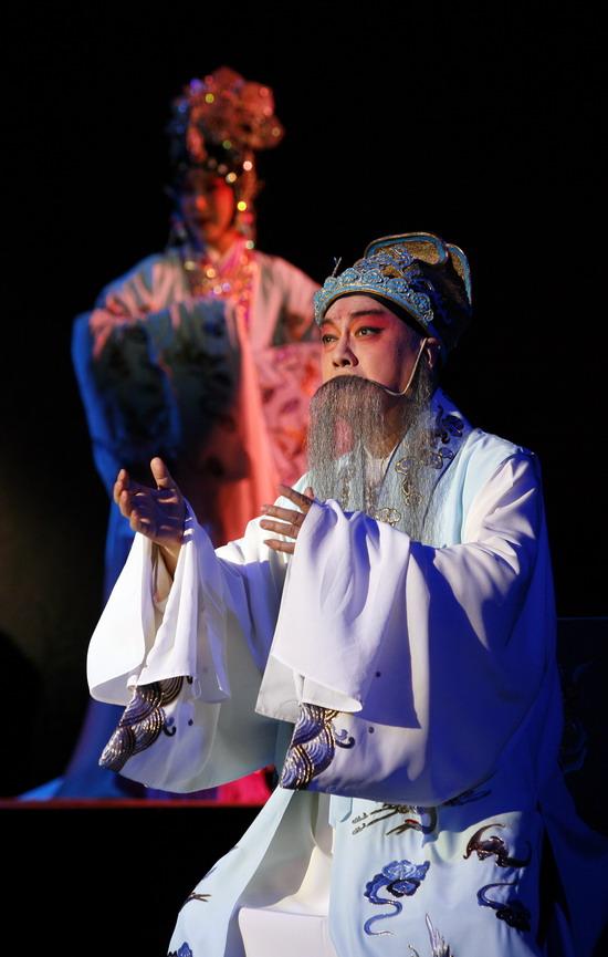 国庆献礼演出剧目:全本昆剧《长生殿》