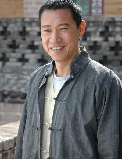 资料图片:国家话剧院男演员--张丰毅