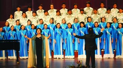 第七届金钟奖合唱比赛重庆举行