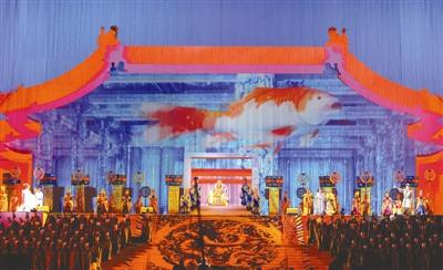 《图兰朵》迎来8万观众张艺谋:给团队打100分