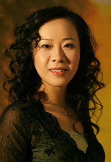 资料:歌剧《西施》演员--西施张立萍