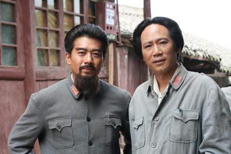 资料图片:国家话剧院男演员--王辉