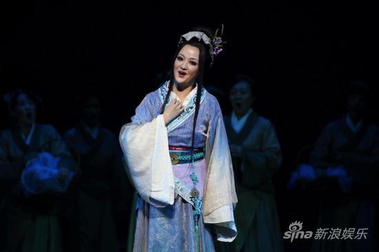 原创歌剧《西施》揭幕北京国际戏剧舞蹈演出季
