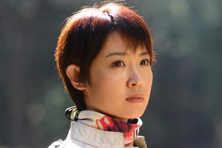 资料图片:国家话剧院女演员--姜昕言
