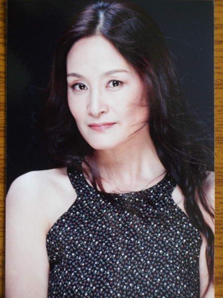 资料图片:国家话剧院女演员--潘沙泉
