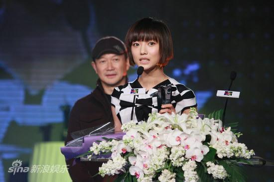 """壹戏剧大赏举行""""杜拉拉""""姚晨王珞丹助阵"""