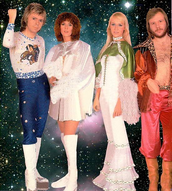 资料:音乐剧《妈妈咪呀》--ABBA乐队图片(11)