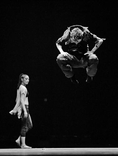 资料图片:中央芭蕾舞团优秀剧目-芭蕾精品荟萃(2)