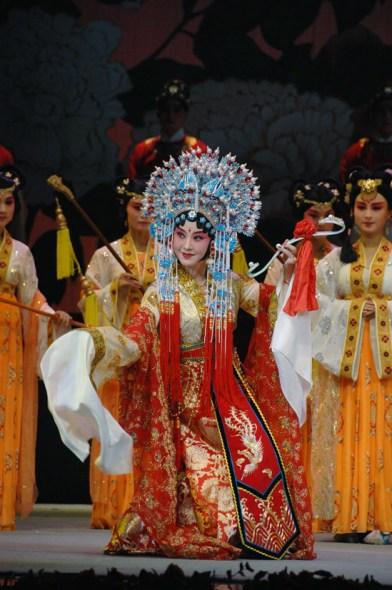 北方昆曲剧院七夕应节戏长安献艺《长生殿》