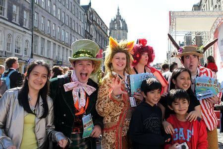 国际艺术节:大而不奢 小而多元 爱丁堡艺术节 水