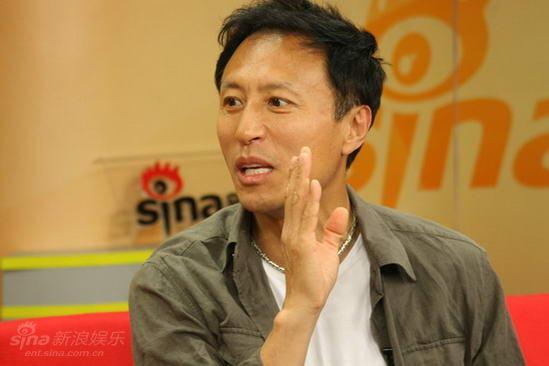 图文:《简爱》主演聊天-王洛勇对角色有深刻认识