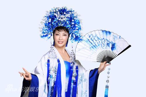 图文:《阿房宫赋》刘晓庆写真-婀娜多姿