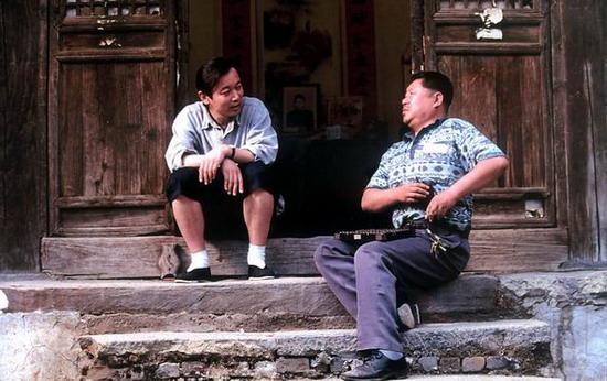 冯小刚贺岁十年之十大感动瞬间--《手机》