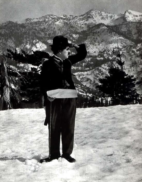 卓别林经典剧目-《淘金记》(1925)