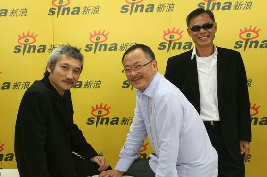 """2007香港电影盘点之花絮篇:""""铁三角""""组合"""