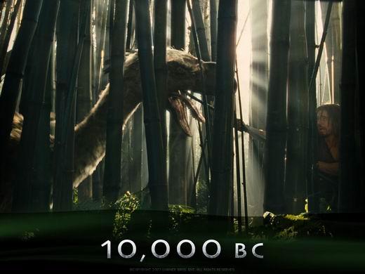 《史前一万年》神秘世界--食人鸟