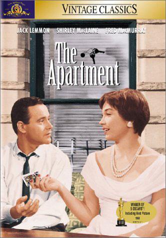 电影《桃色公寓》1960年