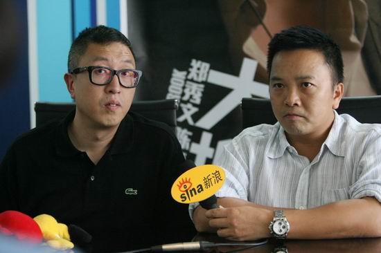资料:《大搜查》编剧导演庄文强麦兆辉简介