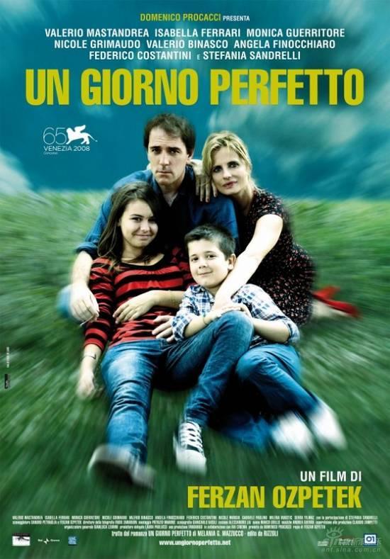 65届威尼斯影展主竞赛-《完美的一天》(意大利)