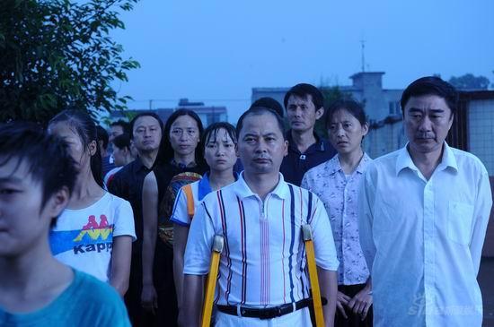 金鸡百花电影节新片展:《汶川不相信眼泪》