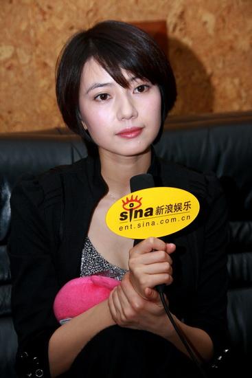 高圆圆表示拍摄《南京!南京!》有脱胎换骨的感觉