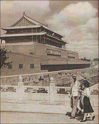 资料:天安门的历史