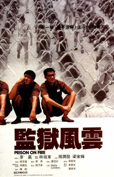 资料:成奎安电影作品《监狱风云》(1987)