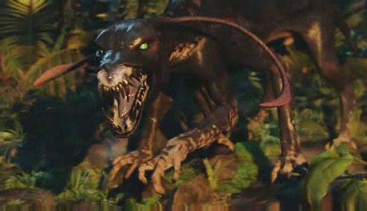 独家资料:《阿凡达》双方力量对比-毒狼