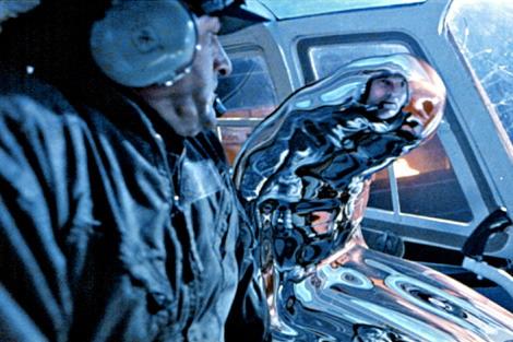 卡梅隆的特效进化史:《终结者2》