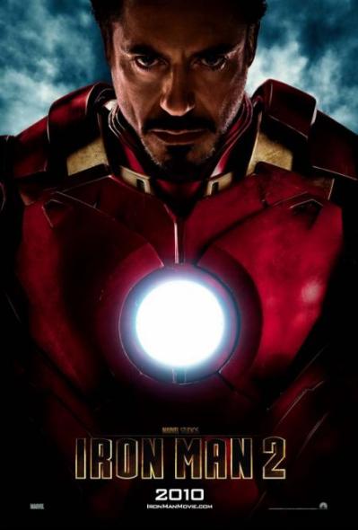 2010年不可错过的好莱坞电影-《钢铁侠2》