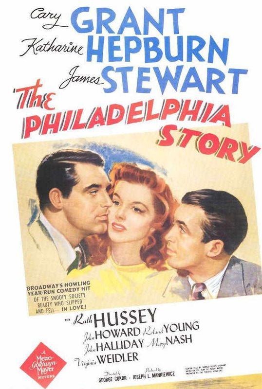 资料:米高梅经典电影--《费城故事》