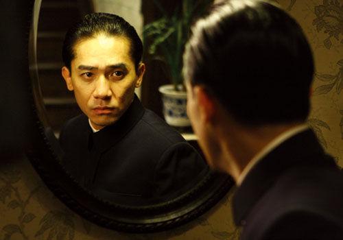 姜彤欣赏《色戒》赤壁现场与梁朝伟交锋(图)