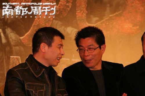 王中军自称和冯小刚都很简单两人会互相影响
