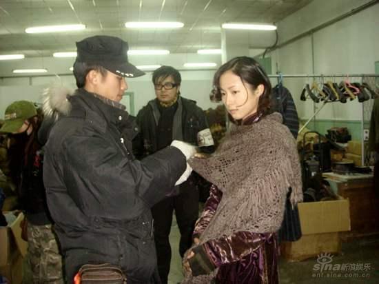 江一燕加盟《南京!南京!》演民国弱女子(图)