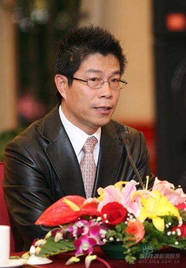 第二届华语青年影像论坛开幕王中军谈年轻导演